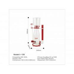 AquaBee COVE I-130 Protein Skimmer