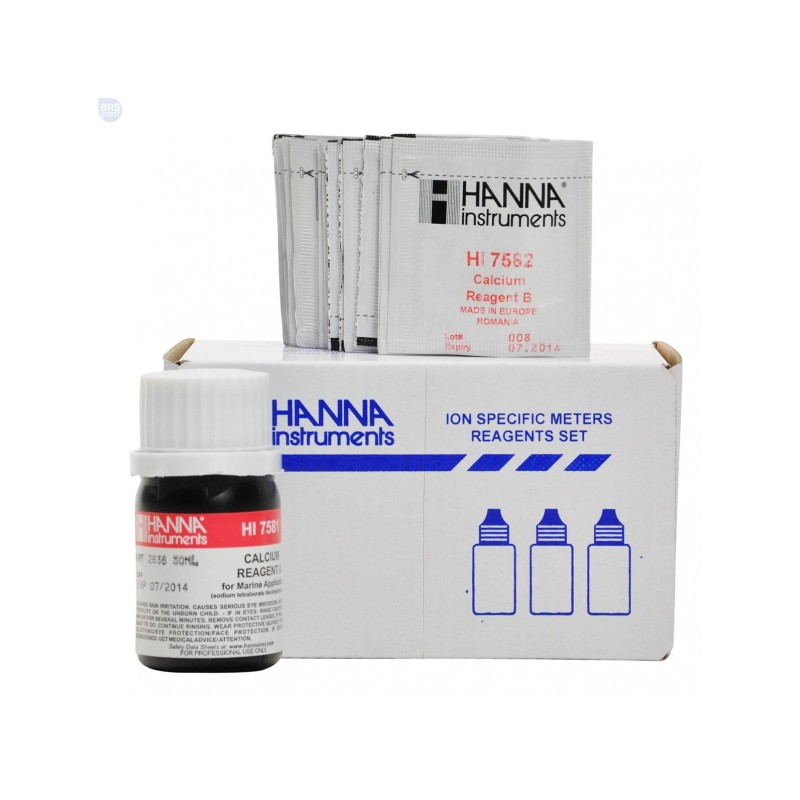 Hanna Checker HI758 Calcium Yedek Reagent